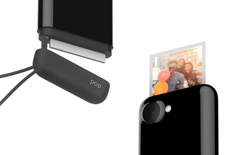 Polaroid_POP_-open-cover - black