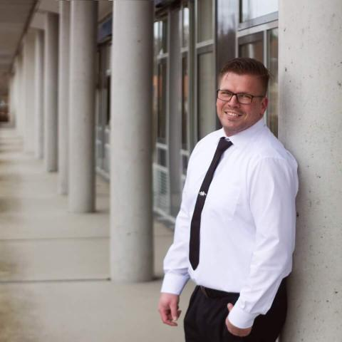 Mathias Martinetz, Regional Account Manager Marine Nord