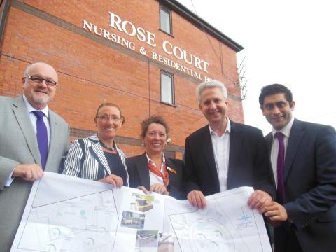 Pioneering dementia care pilot scheme for Bury