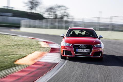 Potência compacta – o novo Audi RS 3 Sportback
