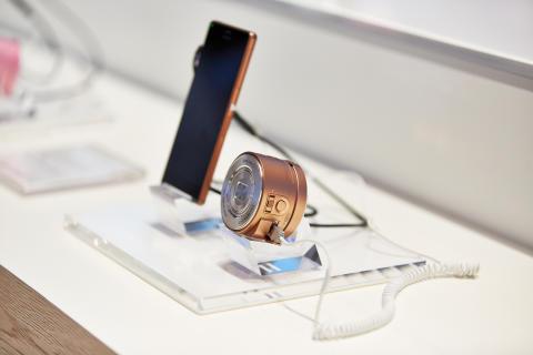 IFA Sony IFA Booth QX10