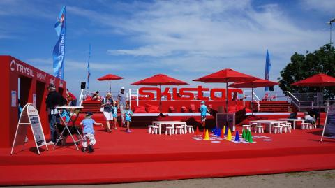 SkiStar Swedish Open - Valles kompiscamp