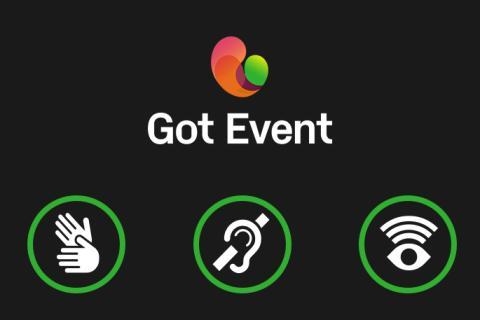 Got Events tillgänglighetsapp skapar magiska ögonblick för alla
