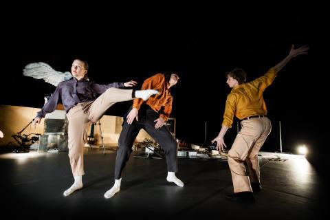 Propreté med Regionteater Väst Dans