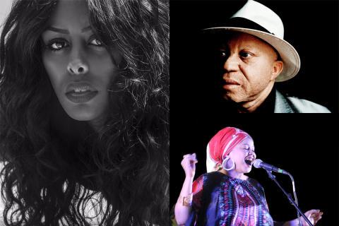 Malisk superstjärna, svensk souldrottning och somaliska discofunkpionjärer till Selam Festival Stockholm 9-11 mars!