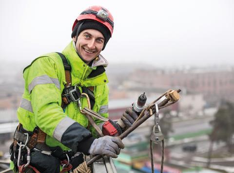 Nå fås Ebecos varmeløsninger til byggeplasser hos Elektroskandia