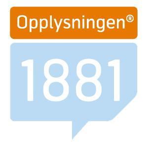 1881 - logo