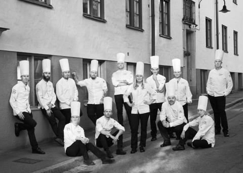 Guldmedaljörerena Stockholm Culinary Team bjuder på smakupplevelse hos Provinum Vinhandel monter C20:51 på Sthlm Food & Wine