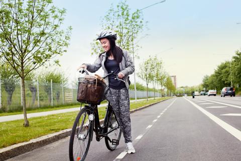 Cykelkväll på stadsbiblioteket: två hjul som förändrar världen