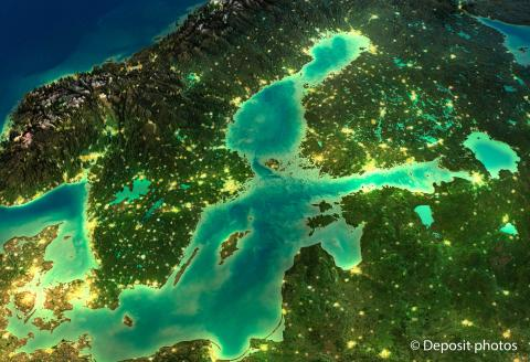 FN:s hållbarhetsmål förpliktigar – men vem gör vad för Östersjön? Hållbara Hav och Baltic Eye Östersjöseminarium 3 oktober