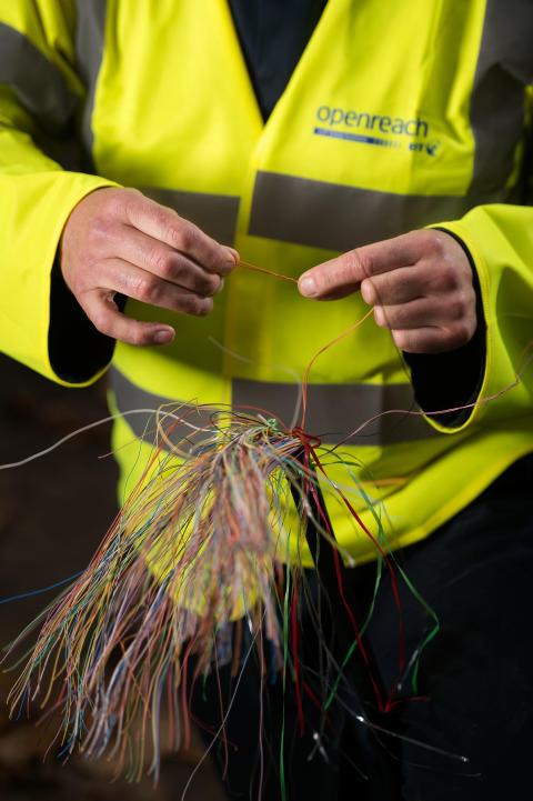 BT's £64 million pound boost for West Lothian economy