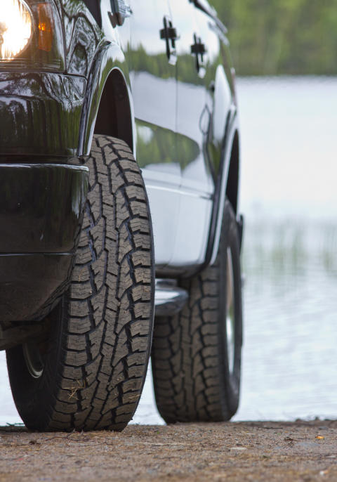 Nye Nokian Rotiiva AT sommerdekk:  Robust slitestyrke for SUV-modeller