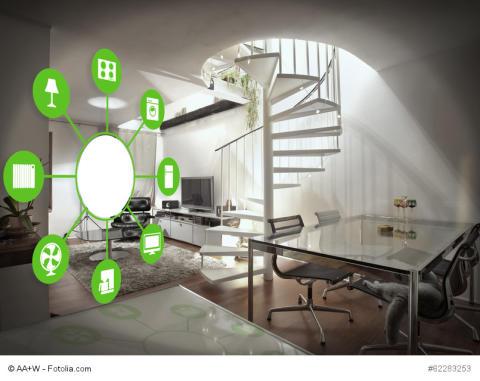 Smart Home: Wohnen der Zukunft? 6 Fakten