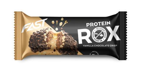 Proteinbar ROX Vanilj Crisp 55g