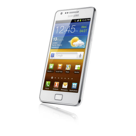 Samsungs succémobil glänser nu också i vitt