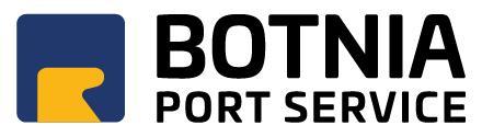 BOTNIA PORT SERVICE OY ALOITTAA TOIMINTANSA 6.6.2019