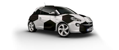 Gothia Cup växlar upp med Opel