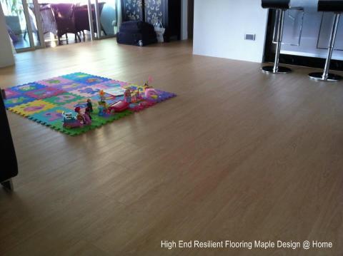 Laminate Flooring vs High End Resilient Flooring (HERF)