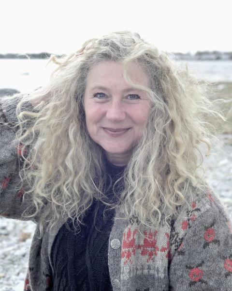 """Charlotta von Zweigbergk kommer ut med romanen """"Alla delar av dig"""" till hösten"""