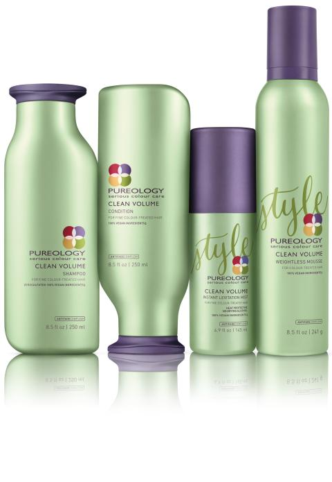 Pureology Cleam Volume Group