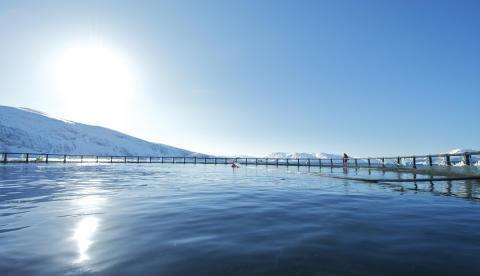 Verdien av norsk lakseeksport fortsetter å stige