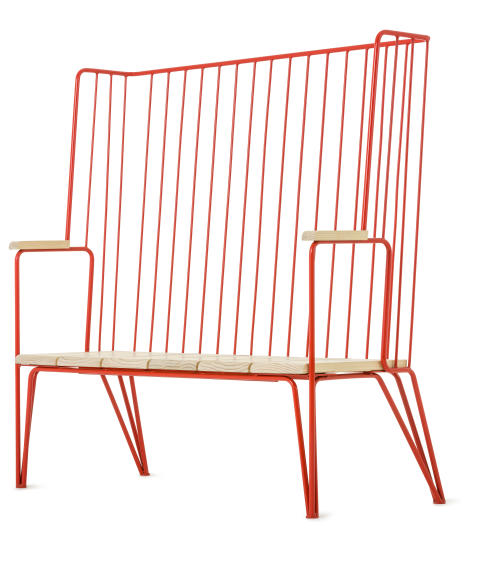 Gard soffa, design Odin Brange Sollie
