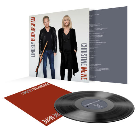 Lindsey Buckingham Christine McVie / Packshot