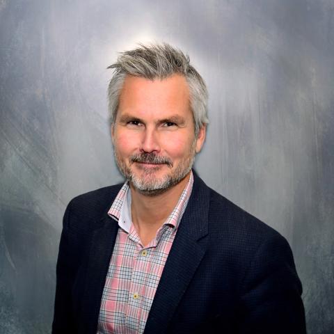 Stein-Egil Gammelsrød, handelsanalytiker og produkt- og markedsdirektør i Visma Retail