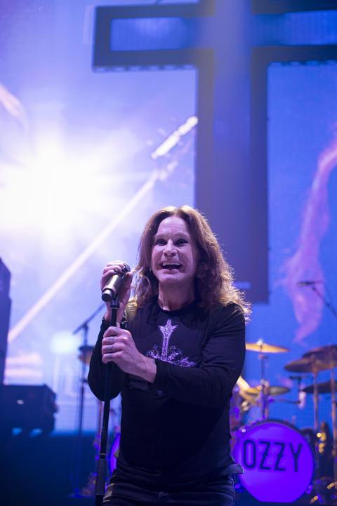 Ozzy Osbourne press pictures