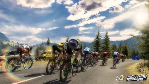 Official Tour de France 2017 Video Games Unveil Launch Trailer