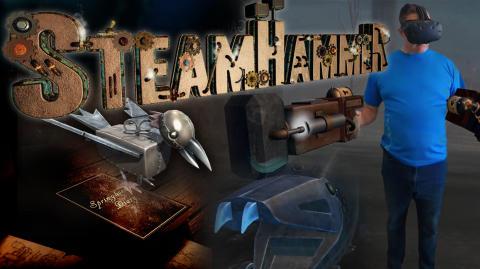 SteamHammerVR:探索 Steampunk 虚拟现实体验!