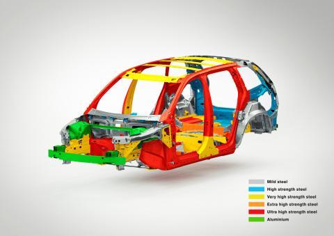 Ny skalbar produktarkitektur låter Volvo Car Group rulla snabbare mot en krockfri framtid