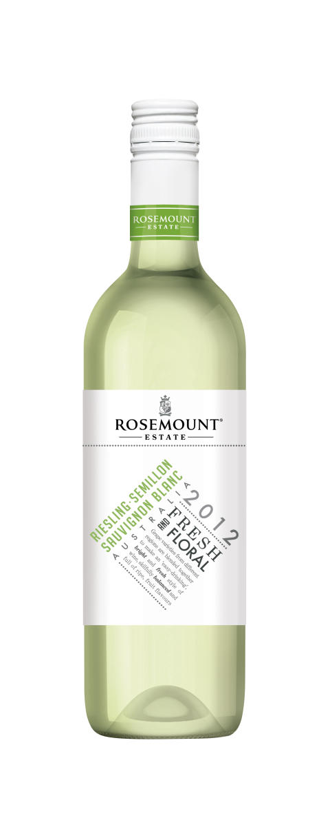 Rosemount Riesling Semillion Sauvignon Blanc