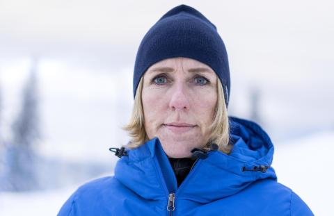 Therese Nielsen, skadeforebygger i SpareBank 1 Forsikring