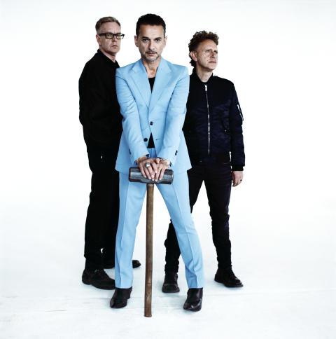 Depeche Mode - Pressbild