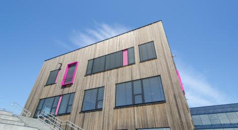 FutureBuilt-skole åpnes i Oslo