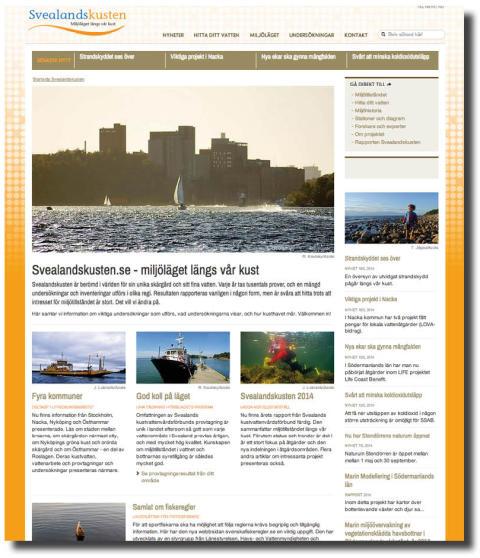 Webplatsen