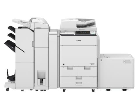 Canon lanserer enestående høykvalitets dokumentproduksjon for kontoret