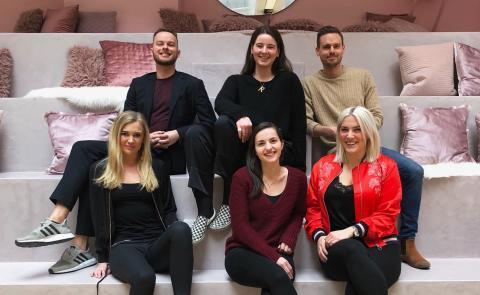 The Amazing Society växer med 6 nya anställda