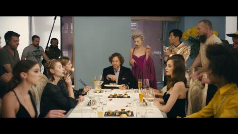 "LEERDAMMER® TV-Spot ""Kulisse"" ab 14. November 2016"