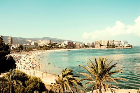 Större flygplan och bättre avgångstider till Mallorca.