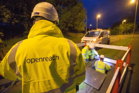 Creation of a more independent Openreach nears completion, as BT Group consults on transfer of 31,000 employees