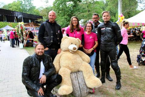 Spendendose beim Ploddstock 2019 bringt 2.000 Euro
