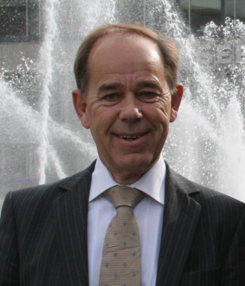 Stockholms nya turistchef är Peter Lindqvist
