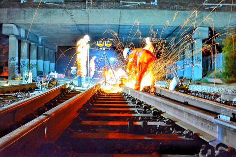 Network Rail announces competition reforms