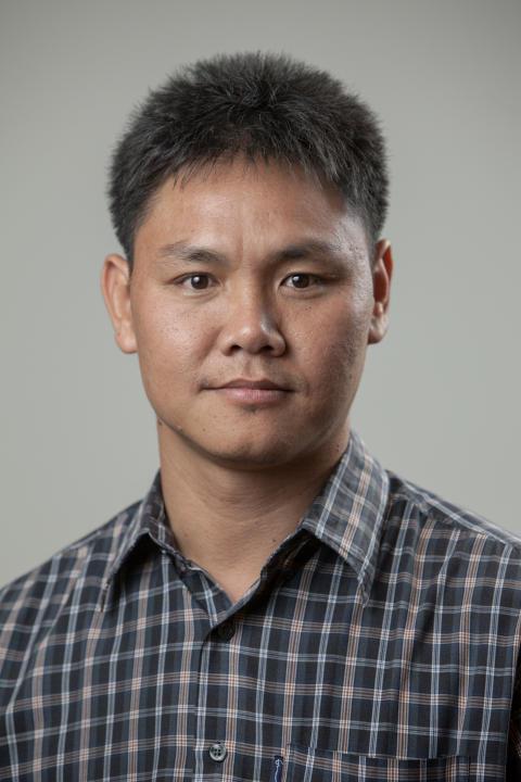 Bandit Yuenyongtham, landchef Thailand