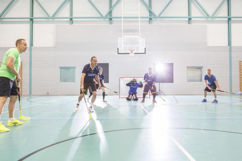Kiillon henkilöstöliikuntatoiminnan vahva perusta ovat omat monipuoliset harrastusvuorot, liikuntatapahtumat ja -kampanjat, vuosittain henkilöstölle tarjottava polkupyöräergometrikuntotestaus sekä liikunta-aktivaattoritoiminta.