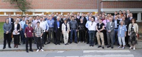 Gruppenbild des 9. Norddeutschen Simulationsforums