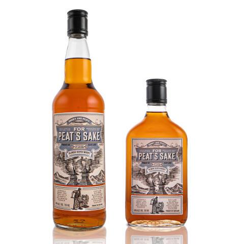 For Peat´s Sake Blended Whisky – största rökiga par-lanseringen på Systembolaget någonsin