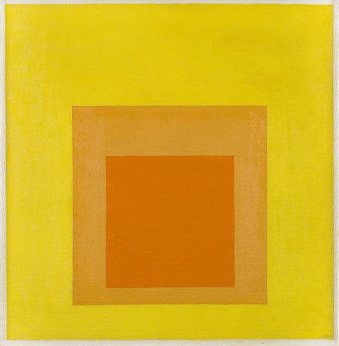 Josef Albers – first solo exhibition in Norway